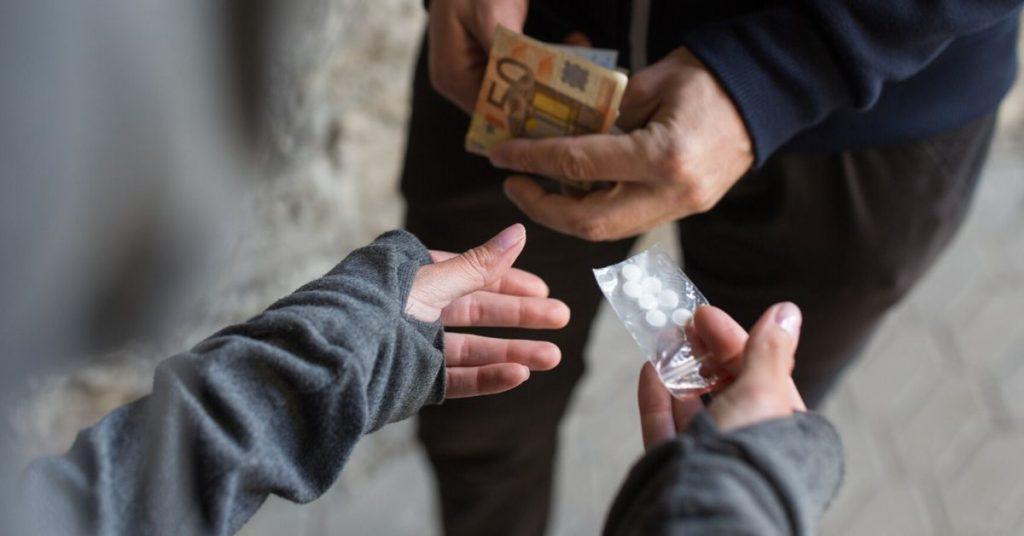 סוחר סמים