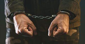 handcuffs army