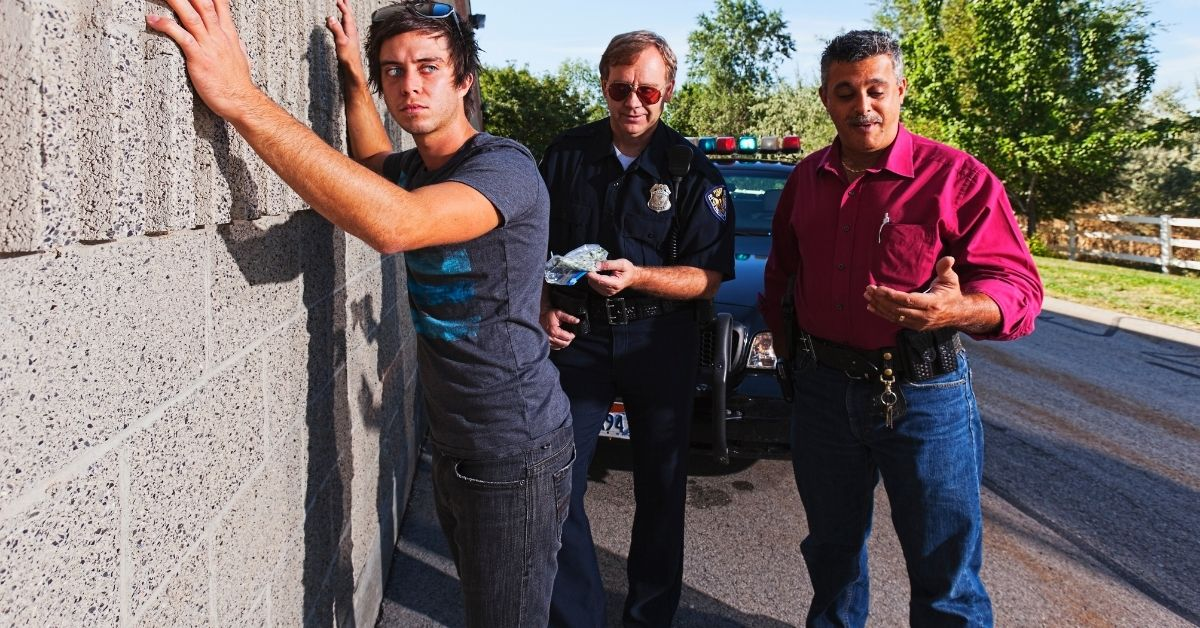 Detained teen